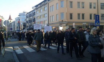 Protest saveza sindikata uživo: Policija pustila oko 30 protestanata u Narodnu skupštinu (FOTO)