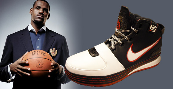 """Džejms potpisao doživotni reklamnu ugovor sa kompanijom """"Nike"""""""
