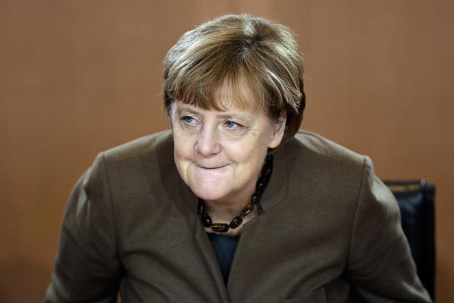 Tajm: Angela Merkel ličnost godine