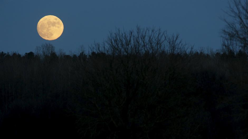 Danas pun Mjesec