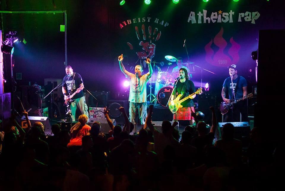 """Atheist Rap"" 25. decembra u banjalučkom KSB-u!"