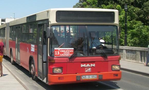Banjaluka: Besplatne vožnje i slatkiši u autobusima