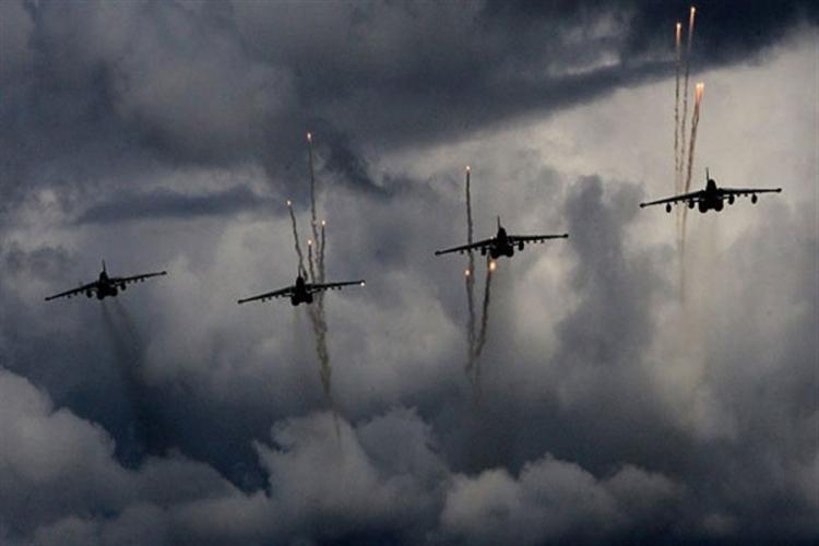 Ruski bombarderi uništili logor sa borcima iz Turske