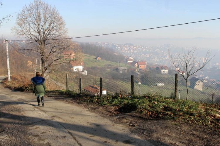 Banjaluka: Noću ne vide ni prst pred okom
