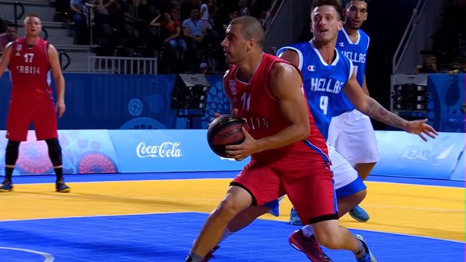 """""""Borčevac"""" najbolji igrač basketa na svijetu!"""