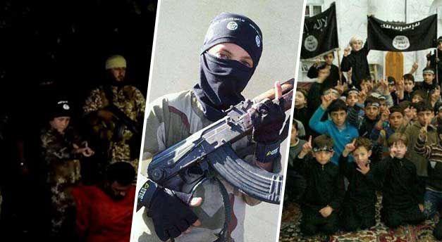 Deset stvari koje treba znati o djeci vojnicima u službi Islamske države