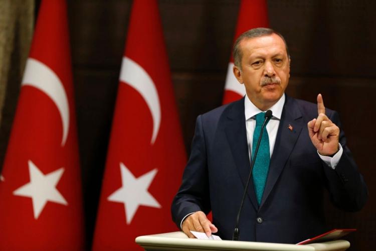 Ministarstvo odbrane Rusije: U šverc naftom umješani Erdogan i njegova porodica