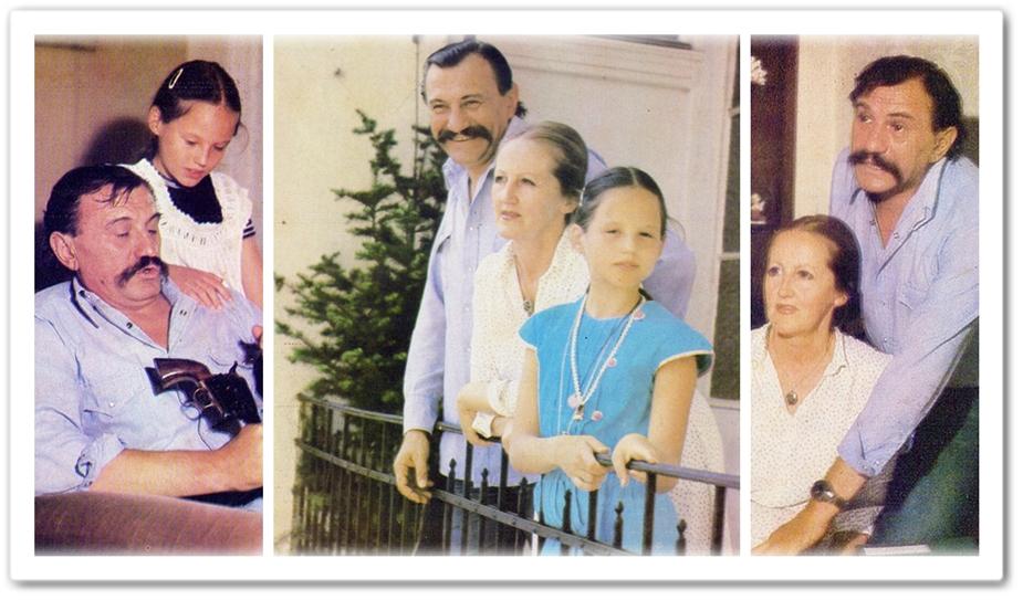 Dragomir Bojanić Gidra ženio se tri puta sa istom ženom
