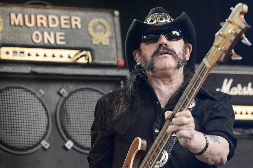 Preminuo legendarni Lemmy, frontmen 'Motorheada'