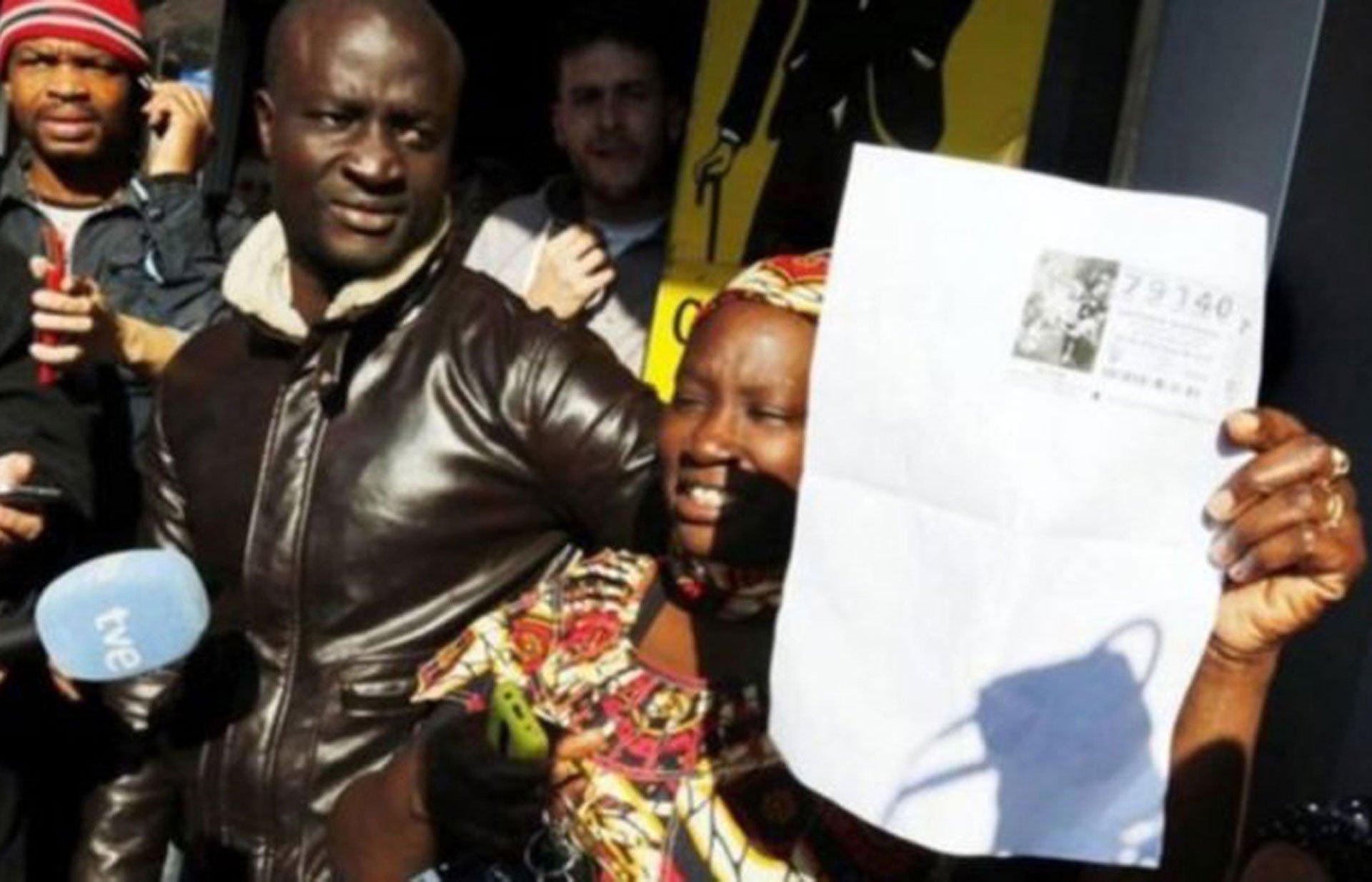 Izbjeglica iz Senegala dobio 400.000 eura na lotu