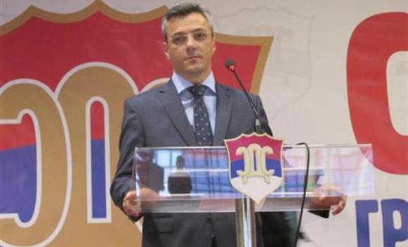 Ognjen Tadić se povukao sa čela SDS-a u Banjaluci