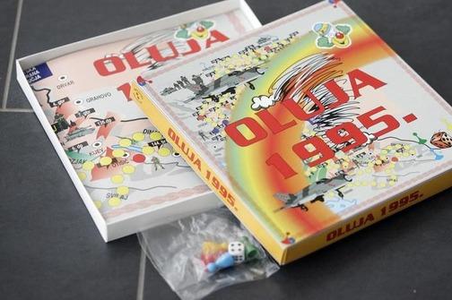 """U društvenoj igri """"Oluja 1995."""" ubijaju Srbe, pobjednik onaj ko prvi stigne do Knina! (FOTO) (VIDEO)"""