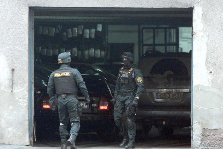 """Uhapšeni u akciji """"Rez"""" planirali teroristički napad u Sarajevu za Novu godinu"""