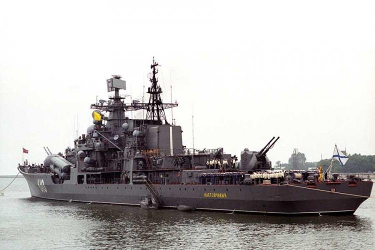 Osujećen pokušaj stranih službi da dođu do podataka o Baltičkoj floti