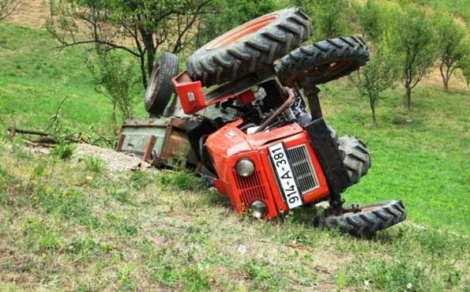 Smrt pod traktorom