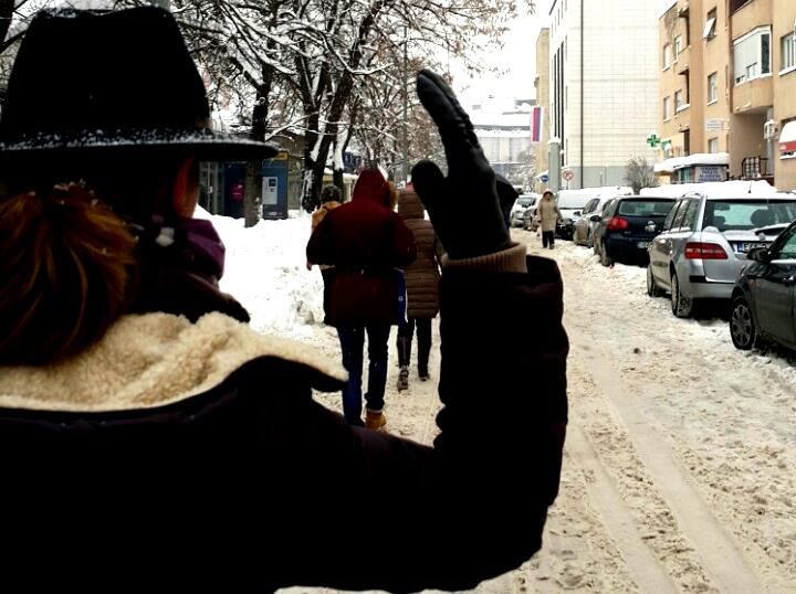 Novi pravilnik za kretanje pješaka po Banjaluci