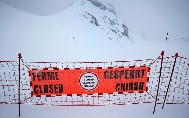 Skijaši iz Banjaluke na Alpima: Lavina se aktivirala na stazi pored naše