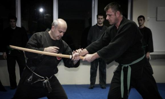 Zoran Mijić, banjalučki nindža