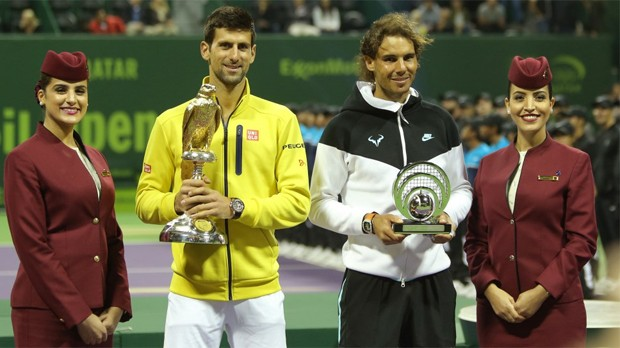 Nadal: Niko nikada nije igrao tenis kao Đoković!