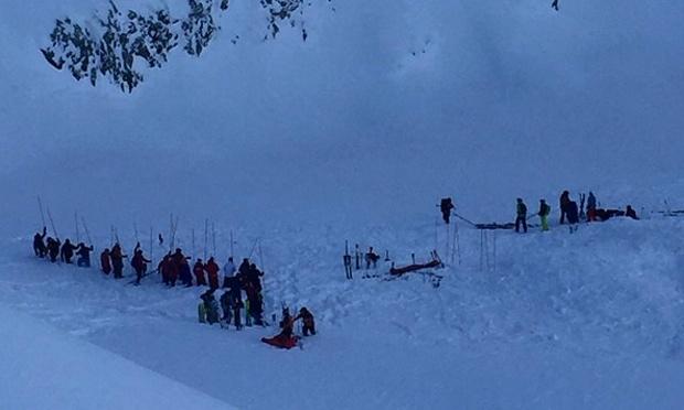 Lavina u Alpima zatrpala srednjoškolce