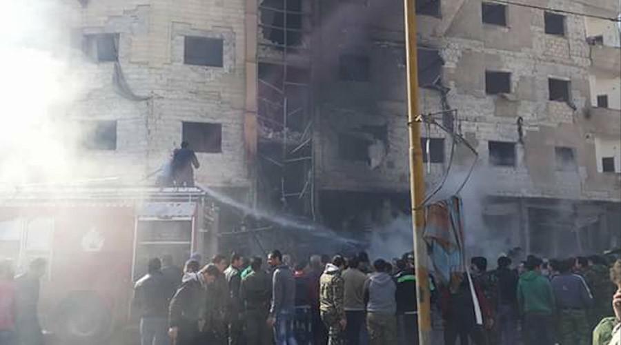 Damask: 60 mrtvih u bombaškom napadu