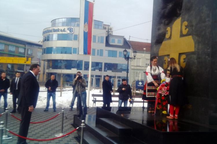 Dodik: Brčko je vlasništvo i Srpske
