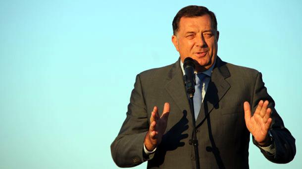 Dodik: Kamen temeljac slobode