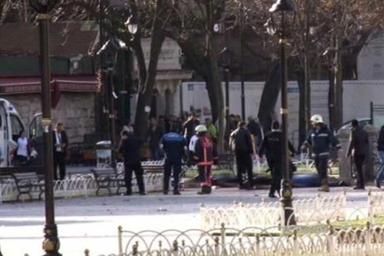 Istanbul: Ekpslozija na trgu, ima mrtvih (VIDEO)