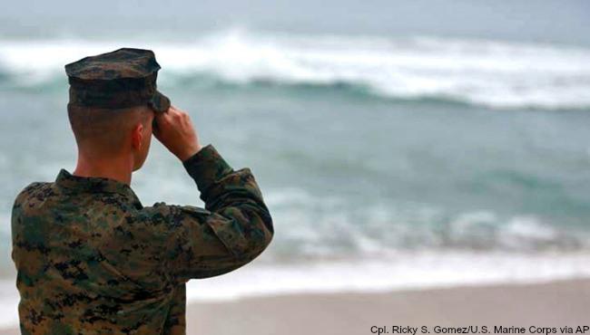 Nestali američki marinci proglašeni mrtvima
