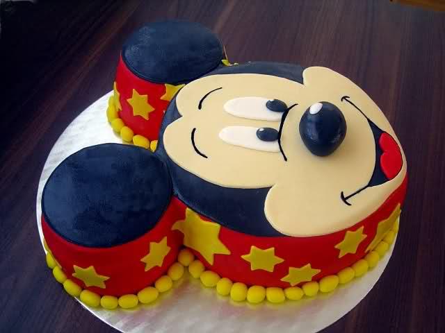 Tužba zbog torti sa Mikijem Mausom zbog autorskih prava