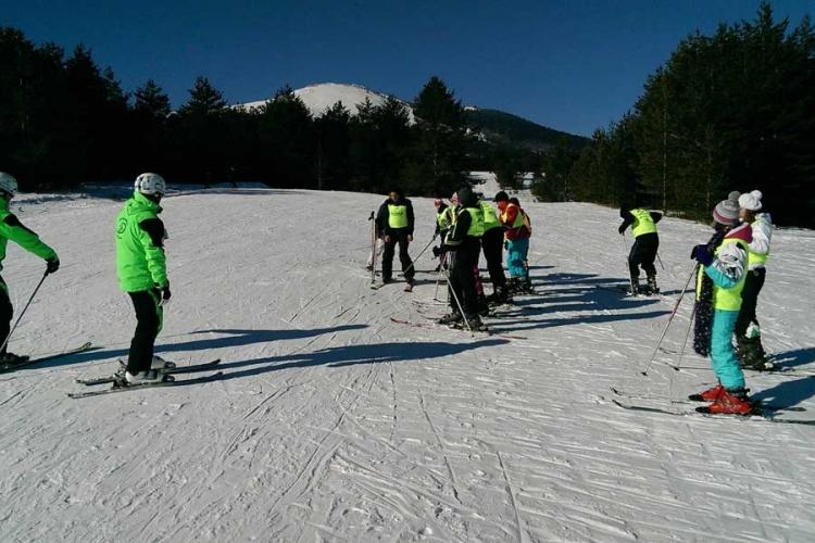 Štićenici Doma bili na skijanju