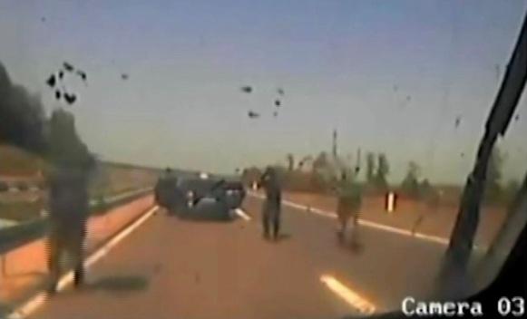 Objavljen snimak famozne pljačke na autoputu BL – Gradiška