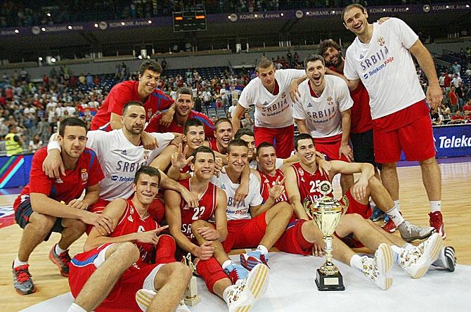 Srbija dobila kvalifikacije za OI