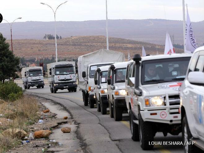 Madaja: 32 osobe umrle od gladi, medicinska pomoć na putu