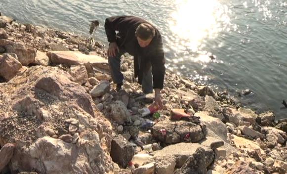 Banja Luka: Vrbas kao deponija smeća