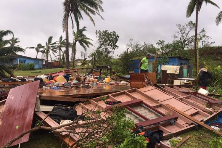 Ciklon opustošio Fidži, 20 poginulih, sela sravnjena sa zemljom (VIDEO)