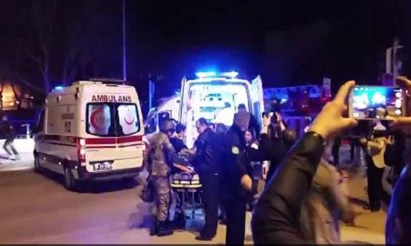 Eksplozija u Ankari, pogođena kasarna, petero mrtvih (VIDEO)