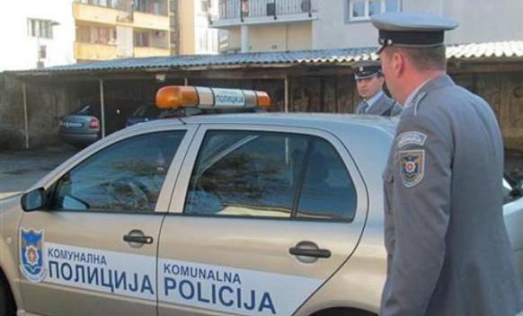 Komunalna policija izdala skoro četiri hiljade prekršajnih naloga