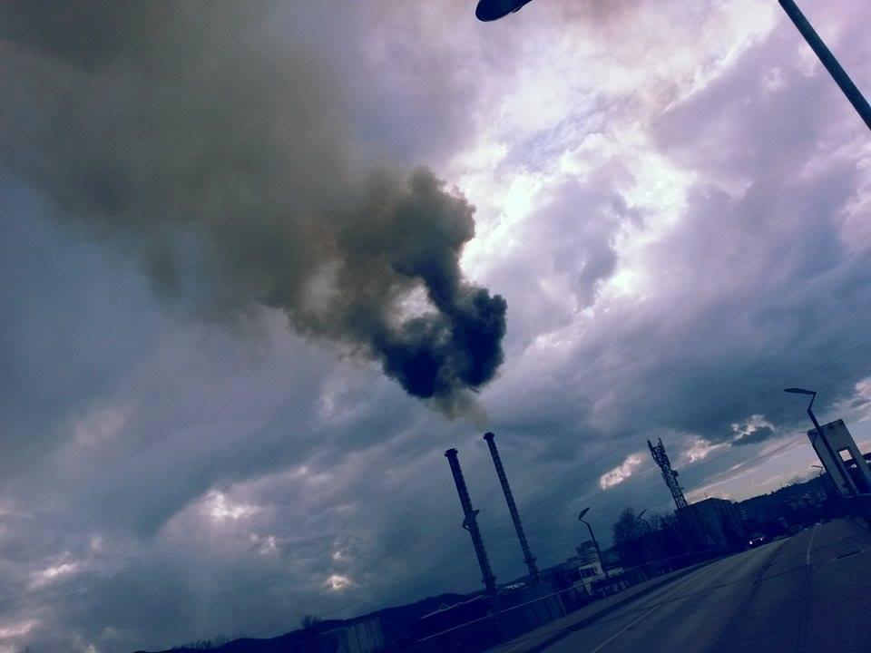 Pozdrav iz banjalučke Toplane (FOTO)