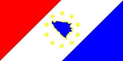 Rođendan zastave BiH: Pogledajte kako su izgledali odbačeni prijedlozi (FOTO)