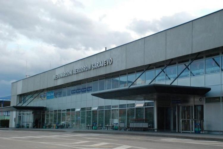 Zbog jakov vjetra otkazani letovi na Aerodromu Sajarajeva