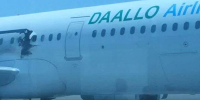 Srpski pilot uspio spustiti avion poslije eksplozije