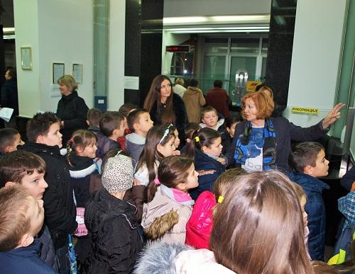 Banja Luka: Osnovci posjetili Gradsku upravu