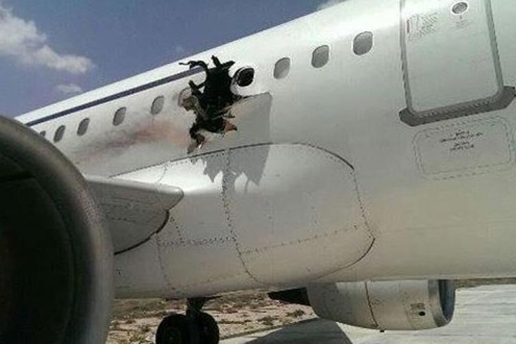 Sad i zvanično: U avionu Dalo erlajnsa eksplodirala bomba