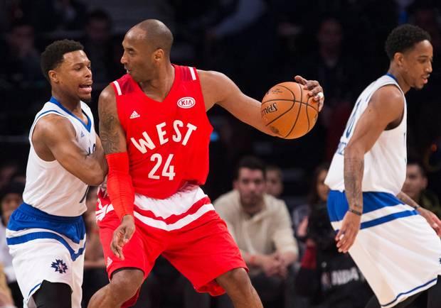 NBA Ol star: Pregršt koševa i Brajantov oproštaj