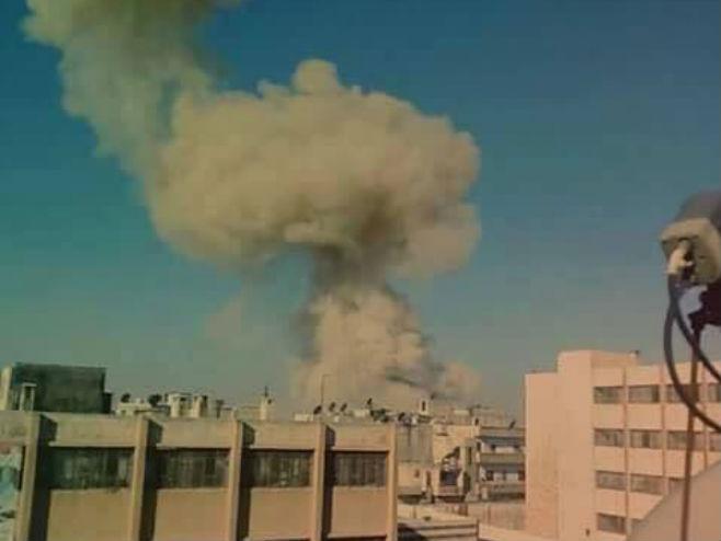 Više od 150 mrtvih u napadima džihadista u Siriji