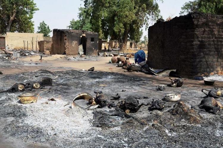 Dvije žene se raznijele u kampu za izbjeglice u Nigeriji: 65 mrtvih, 150 ranjenih