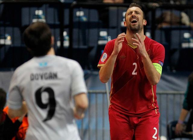 Futsal: Ništa od istorijske medalje za Srbiju
