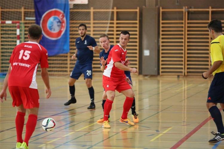 Futsal BiH: Derbi začinjen pesnicama