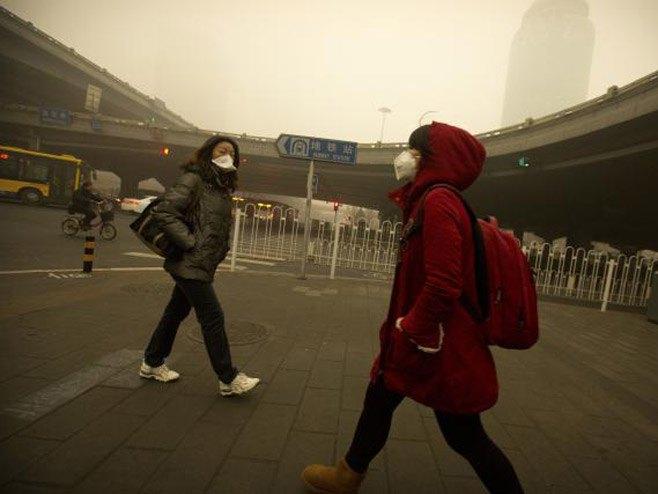 Britanski biznismen zaradio prodajući Kinezima čist vazduh